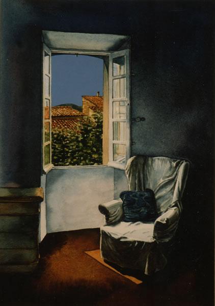 Peter Davey Artist Interiors Gallery Gallery Of